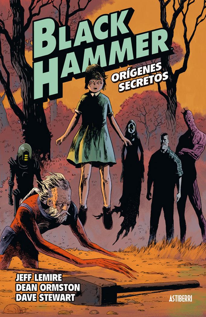 Black hammer 1 los origenes