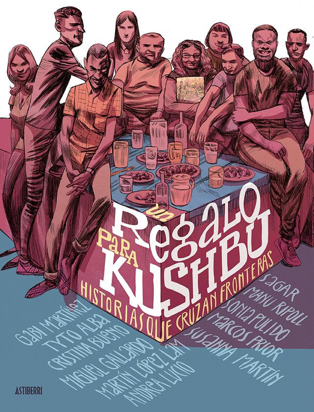 Un regalo para kushbu historias que cruzan fronteras