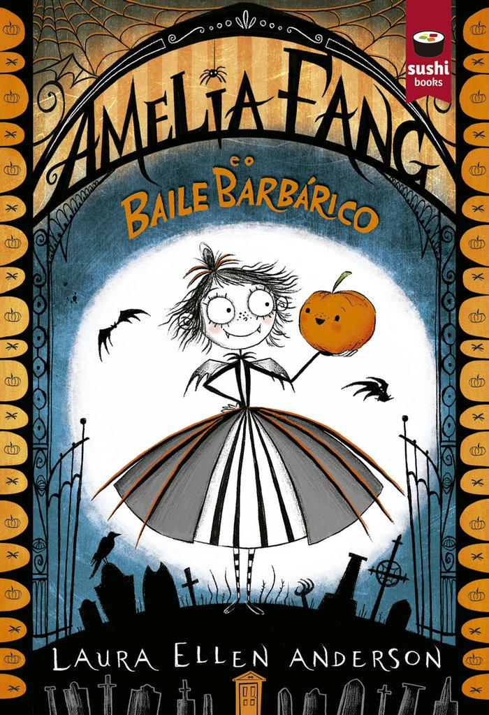 Amelia fang e o baile barbarico galllego