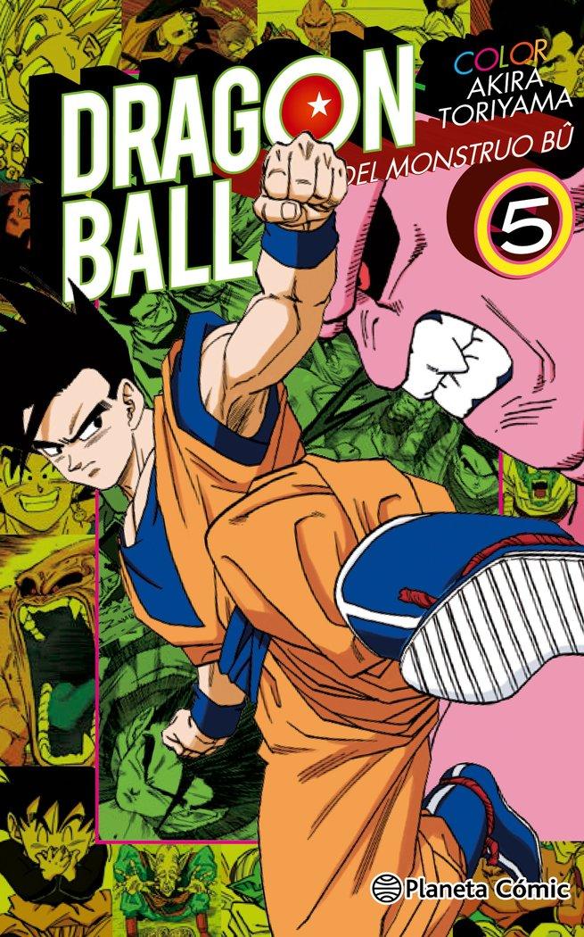 Dragon ball color buu 5