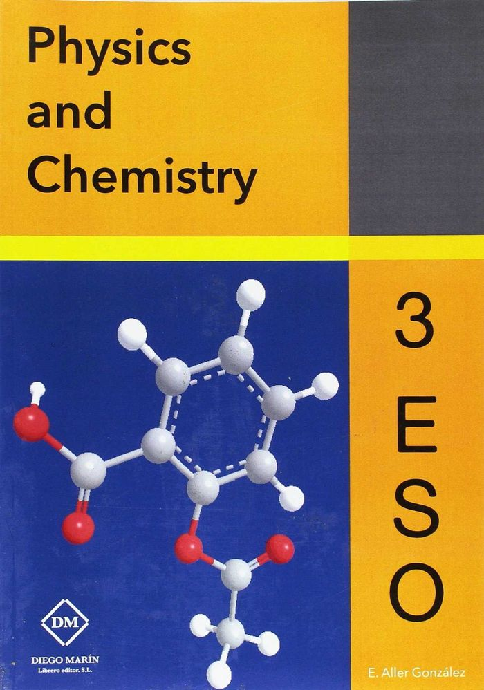 Physics and chemistry 3rd eso