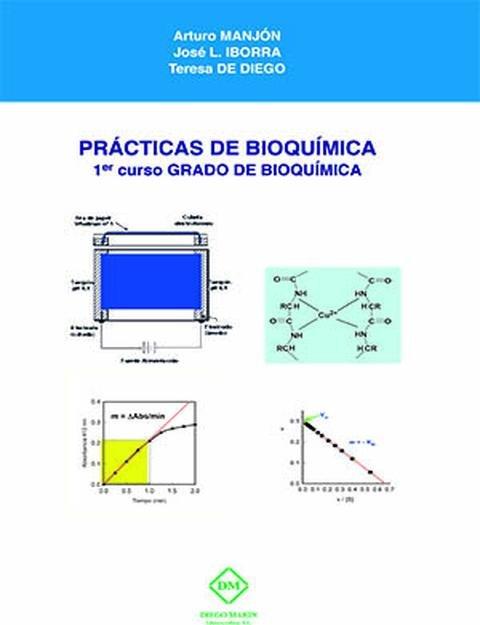 Practicas de bioquimica : primer curso de grado de bioquimic