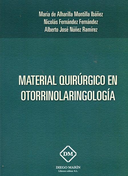 Material quirurgico en otorrinolaringologia
