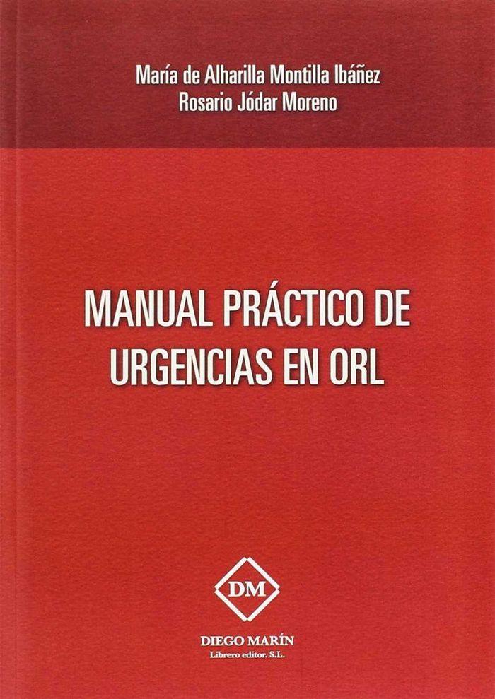 Manual practico de urgencias en orl