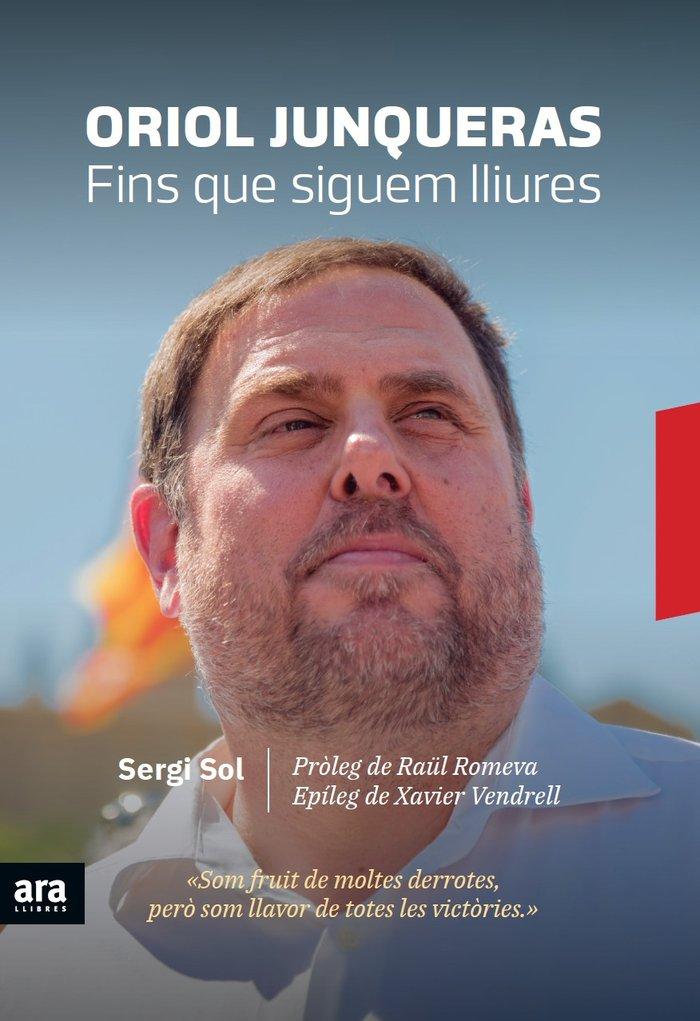 Oriol junqueras fins que siguem lliures catalan