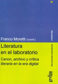 Literatura en el laboratorio