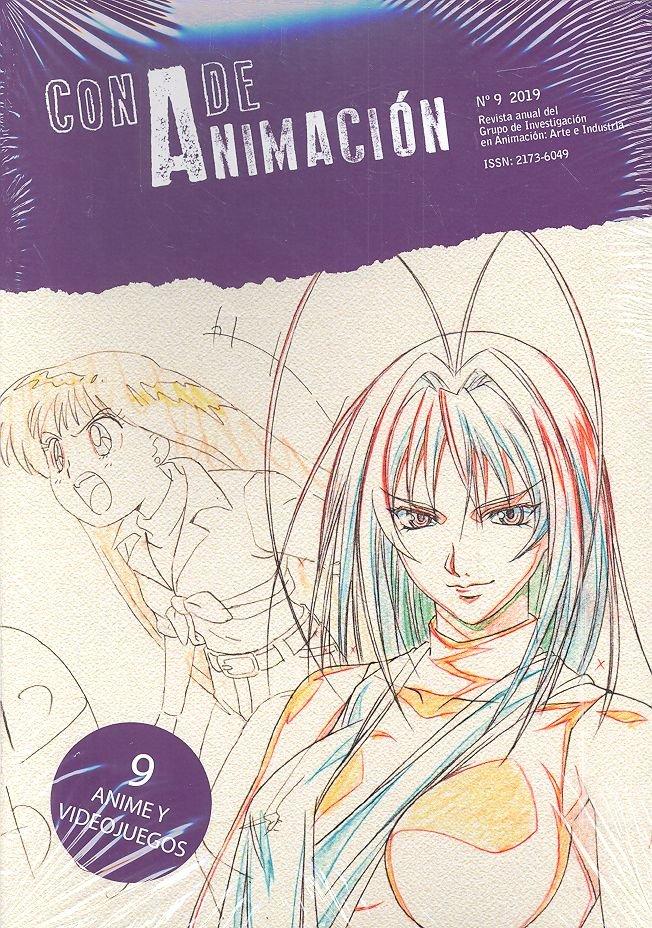 Anime y videojuegos con a de animacion 9