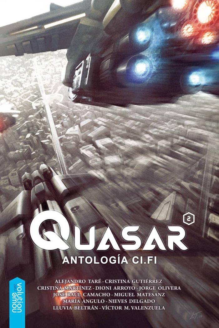 Quasar 2 antologia ci fi