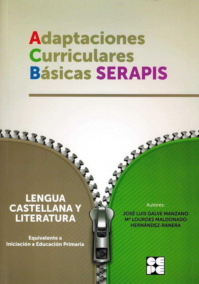 Adaptaciones curriculares serapis lengua 0 inicio ep