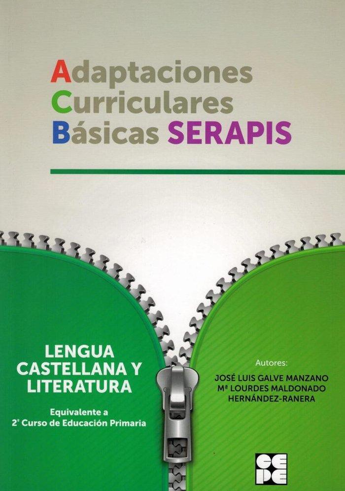 Adaptaciones curriculares basicas serapis lengua 2ºep