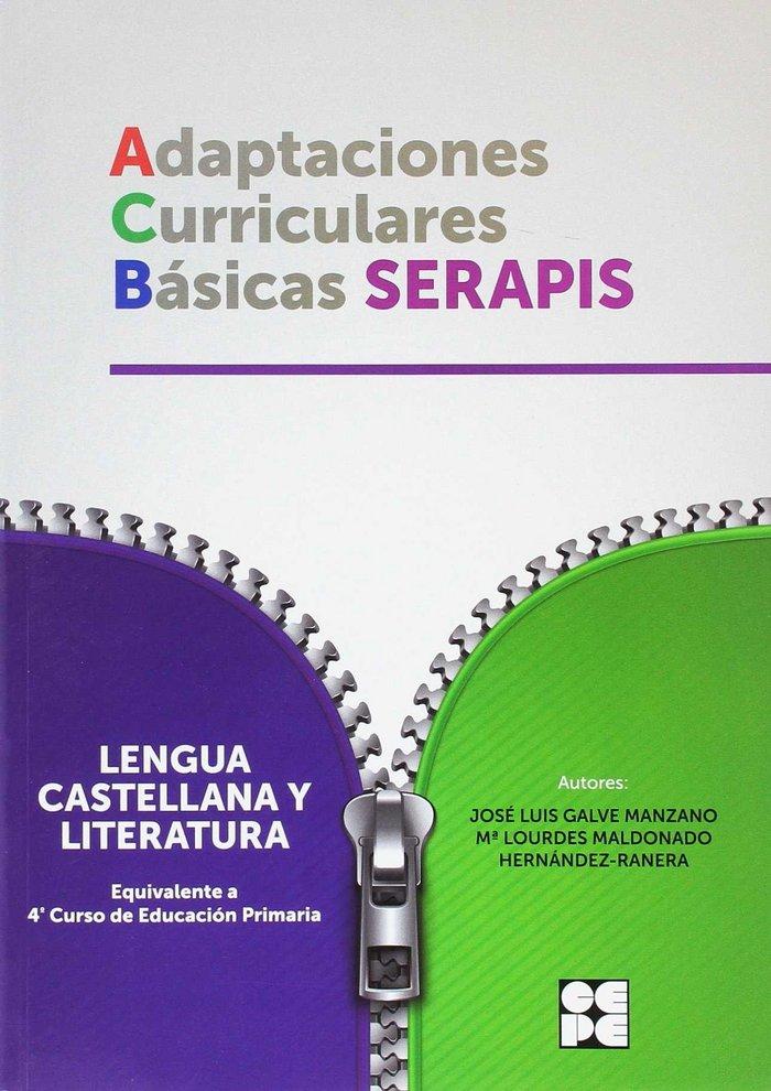 Acb serapis lengua 4ºep adaptaciones curriculares basicas