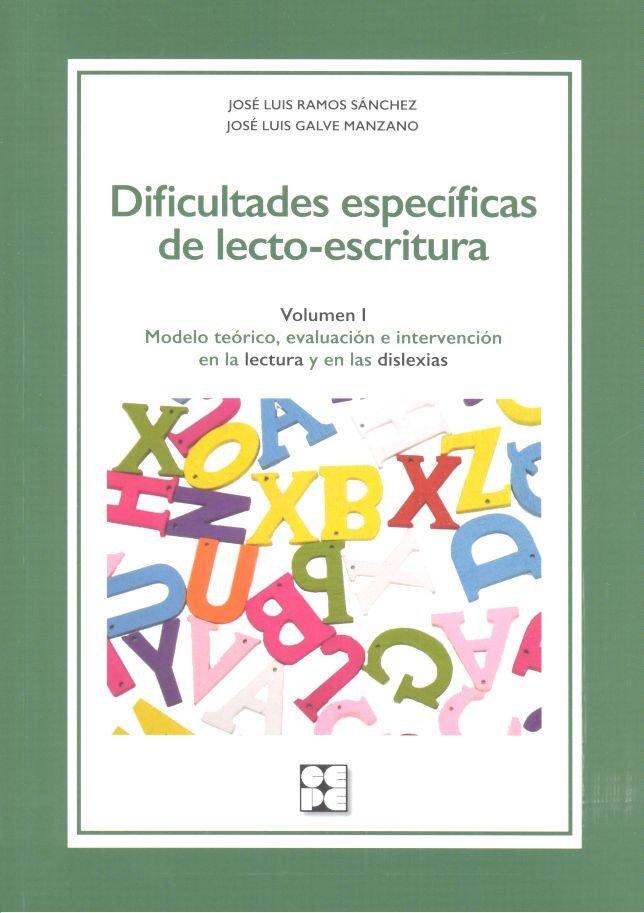 Dificultades especificas de lectoescritura vol.i