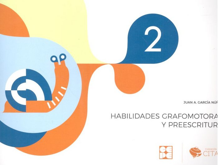 Habilidades grafomotoras y preescritura n2