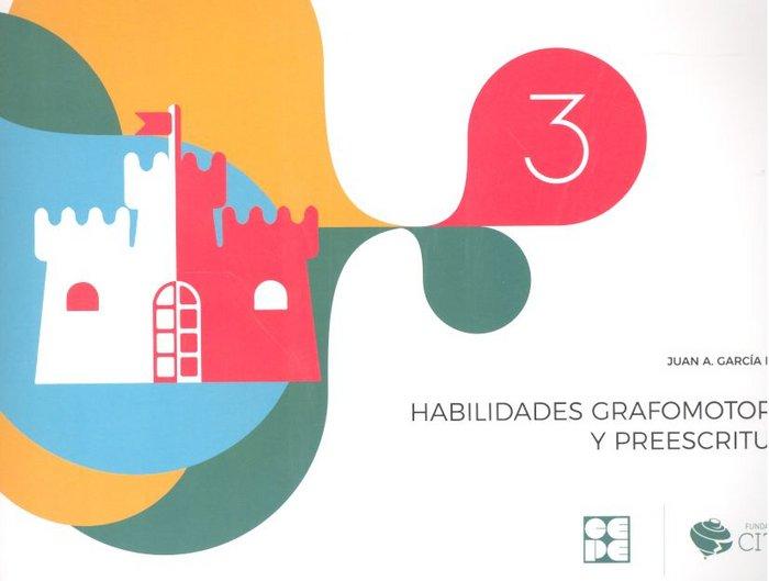 Habilidades grafomotoras y preescritura n3