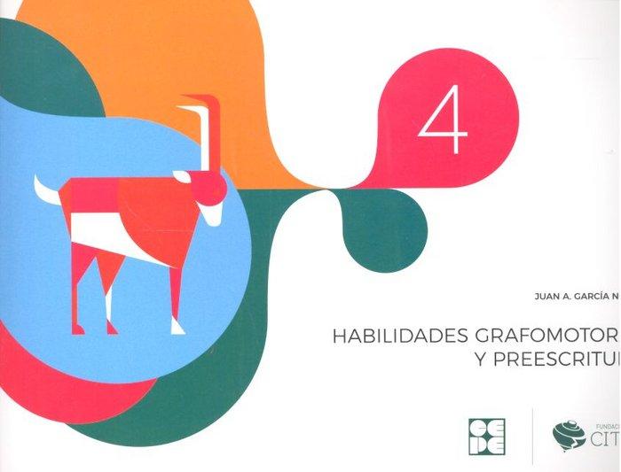 Habilidades grafomotoras y preescritura n4