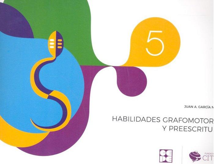 Habilidades grafomotoras y preescritura n5