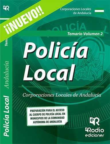 Policia local corporaciones locales de andalucia temario