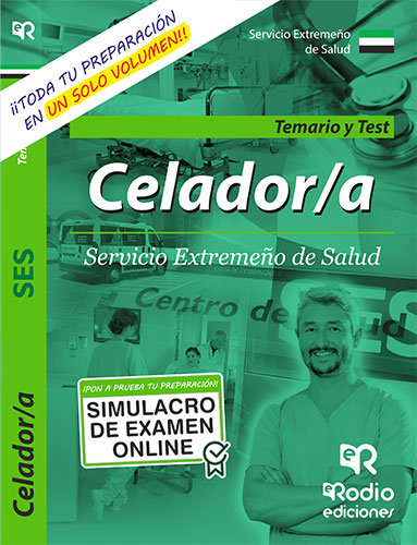 Celador/a ses 2017 temario y test