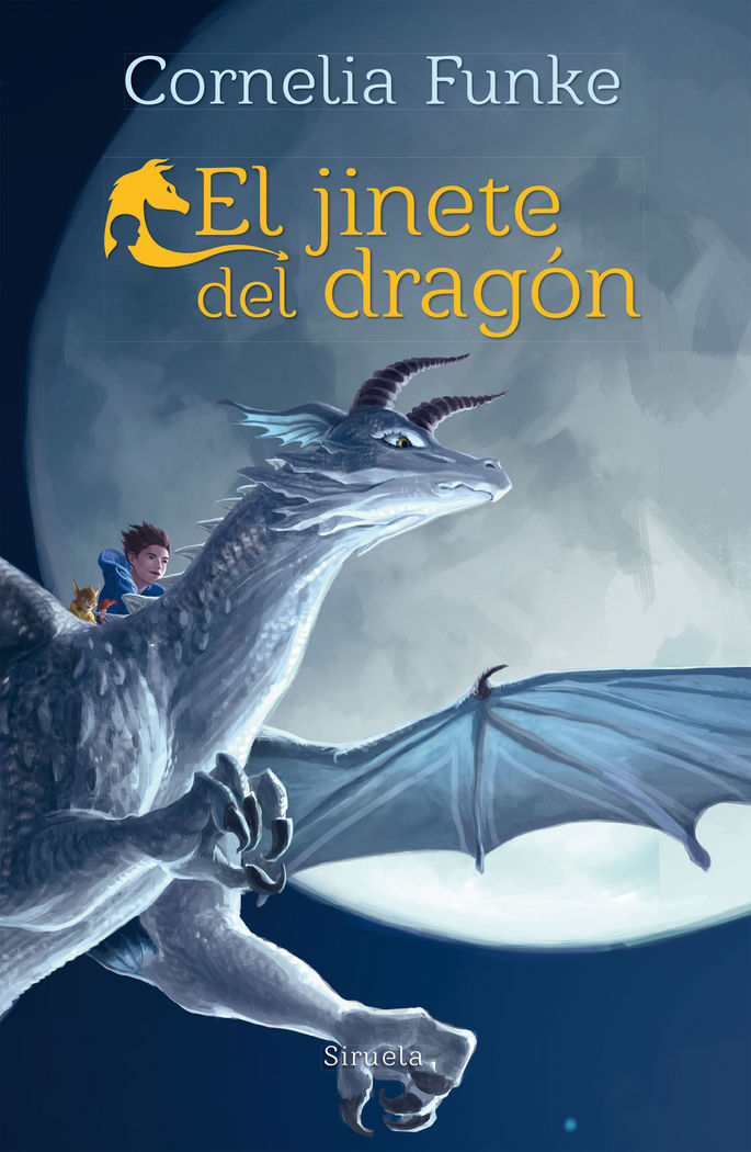 Jinete del dragon,el