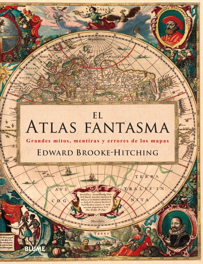 Atlas fantasma,el