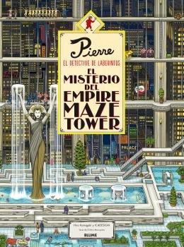 Pierre el detective el misterio del empire maze tower