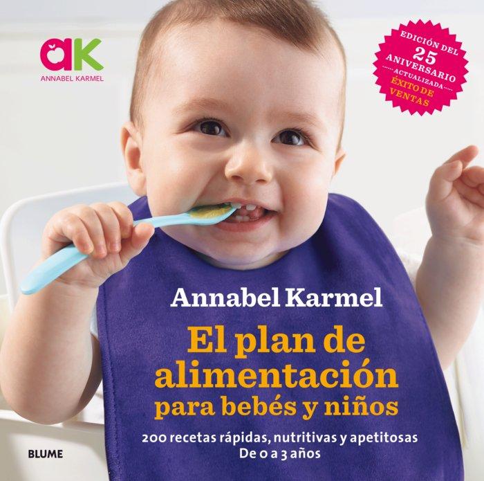 Plan de alimentacion para bebes y niños,el