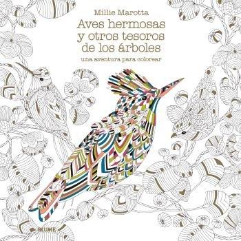 Aves hermosas y otros tesoros de los arboles
