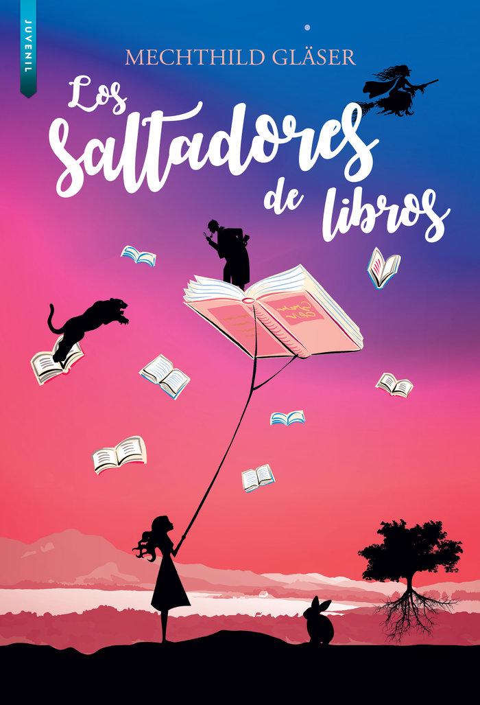 Saltadores de libros,los