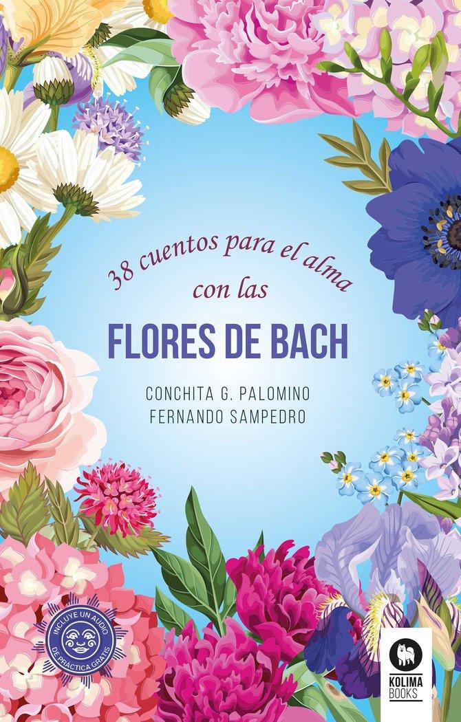 38 cuentos para el alma con las flores de bach