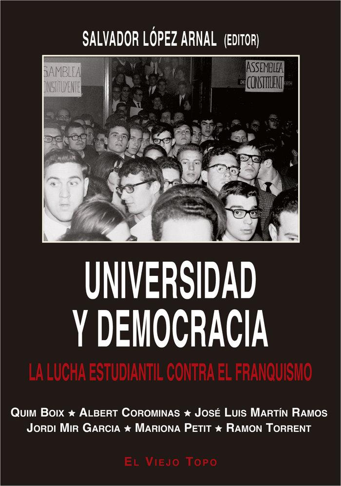 Universidad y democracia