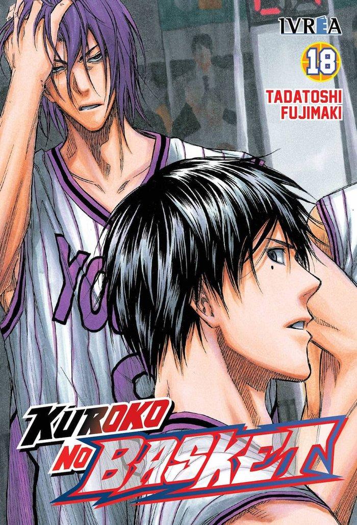 Kuroko no basket 18