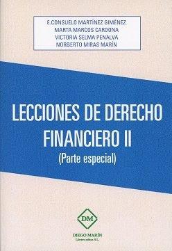 Lecciones de derecho financiero ii (parte especial)