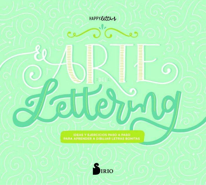 Arte del lettering,el