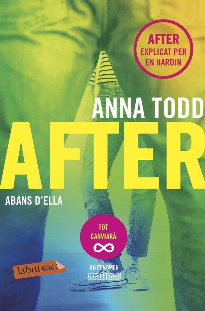 After abans d ella (serie after 0)