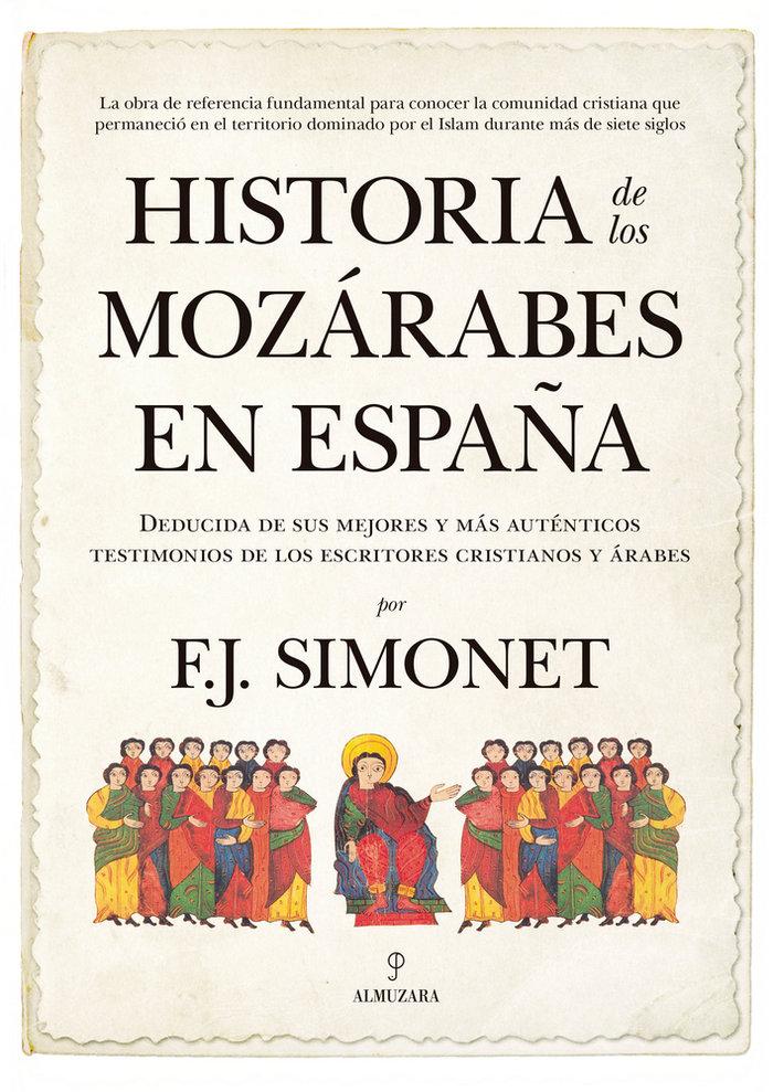 Historia de los mozarabes