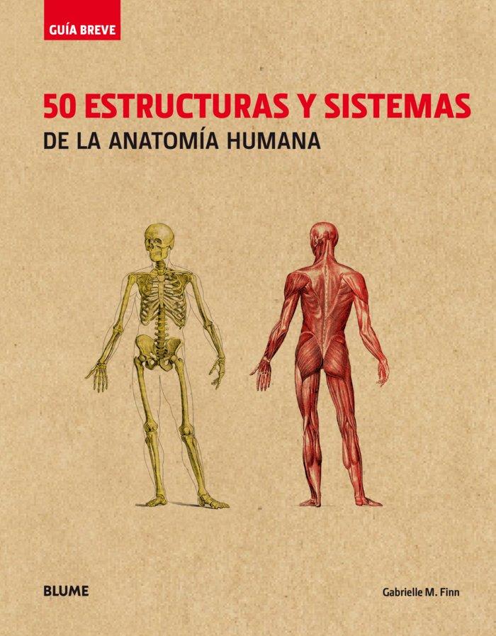 Guia breve 50 estructuras y sistemas de la anatomia humana