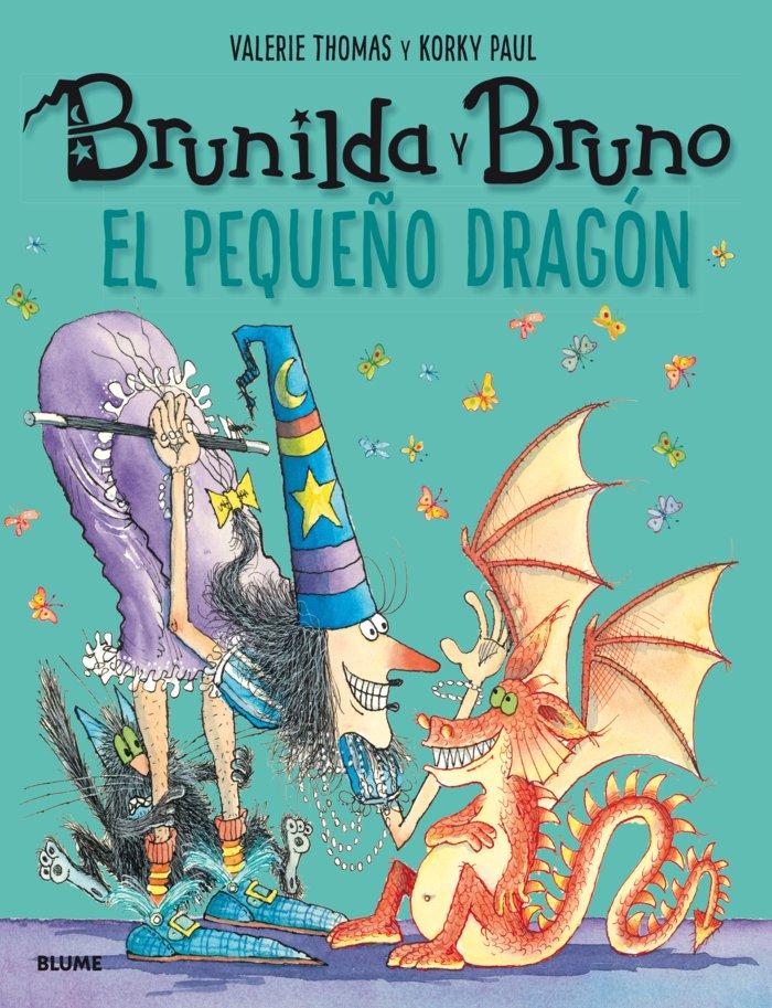 Brunilda y bruno. el pequeño dragon