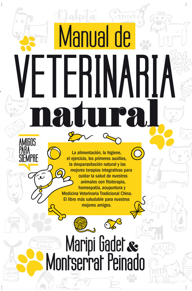 Manual de veterinaria natural