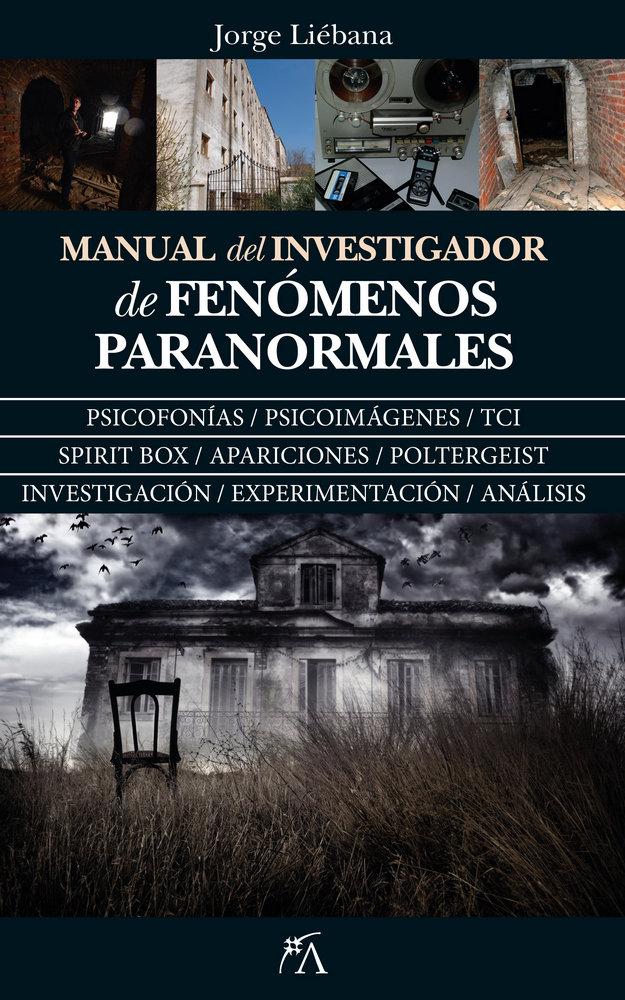 Manual del investigador de fenomenos paranormales