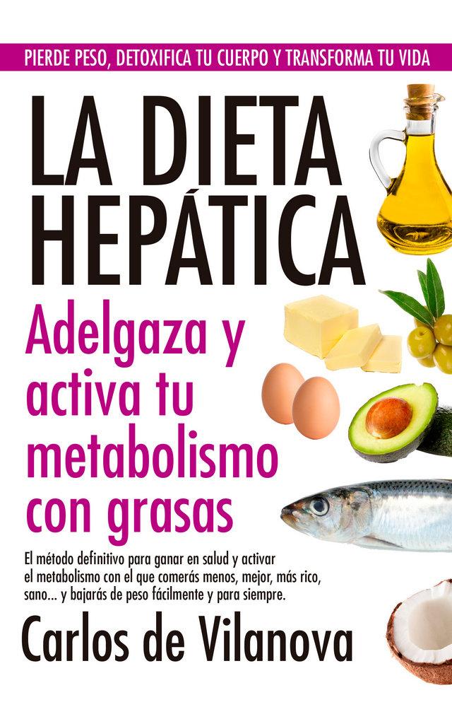 Dieta hepatica,la