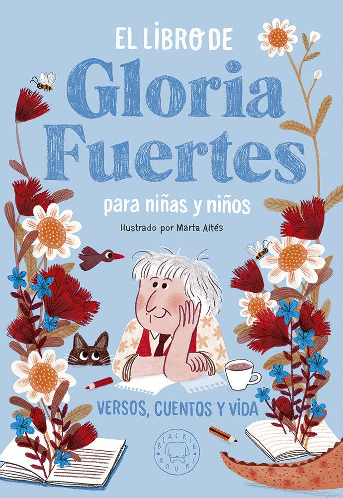 Libro de gloria fuertes para niñas y niños,el