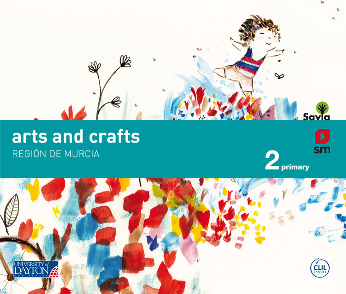 Arts and crafts 2ºep murcia 19 savia