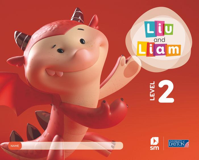 Liu and liam 4años ei 18 savia