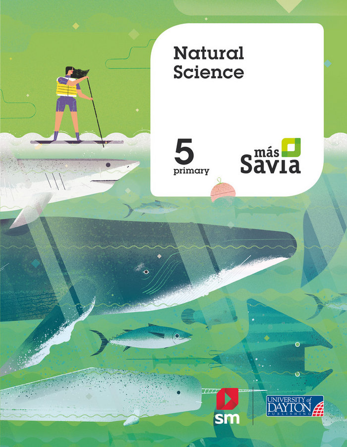 Natural science 5ºep st 18 mas savia