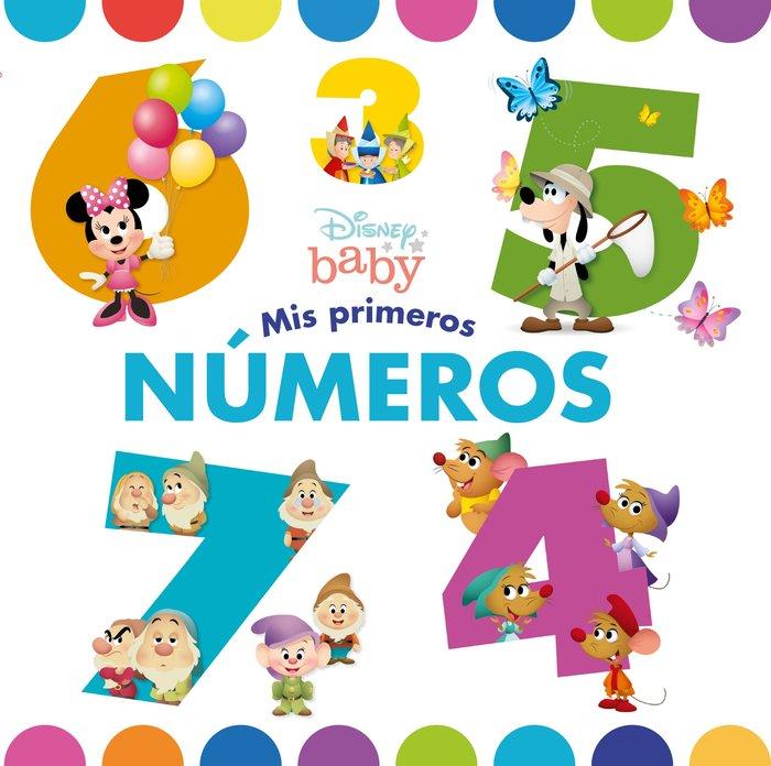 Disney baby mis primeros numeros