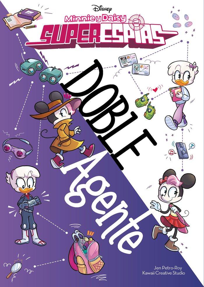 Minnie y daisy superespias doble agente