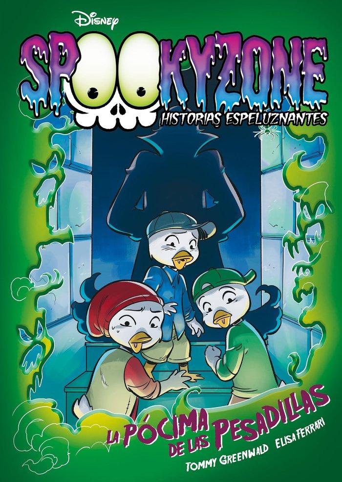 Spookyzone historias espeluznantes la poc