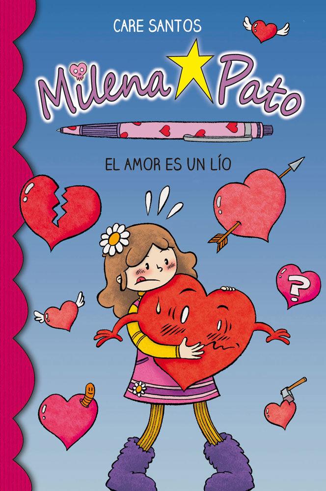 Milena pato 3 el amor es un lio