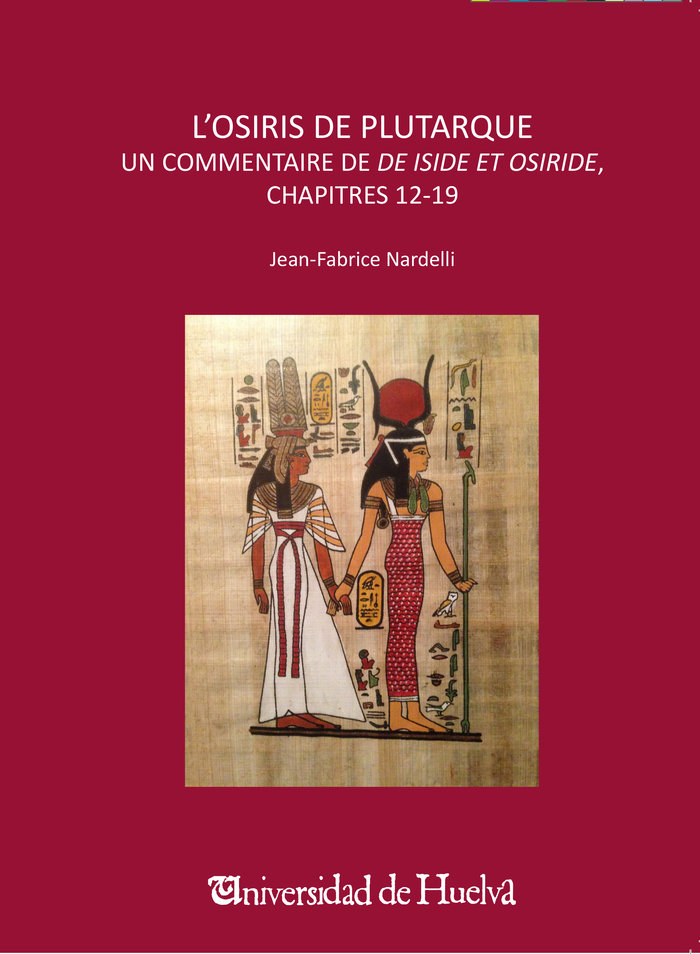 Osiris de plutarque