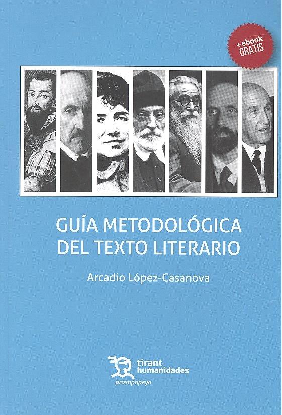 Guia metodologia del texto literario